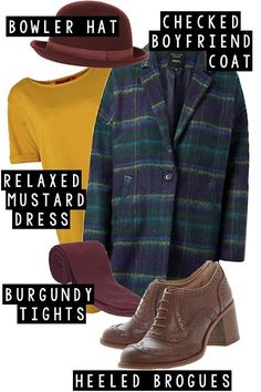 Bundle up with some bright colours. | 11 Taylor Swift Inspired Outfits That Need To Be In Your Closet