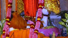 Lord Shiva resting at the Mother's feet. - http://on.fb.me/1UyLydu