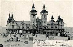 Swinemünde - Seebrücke, Świnoujście - molo 1905