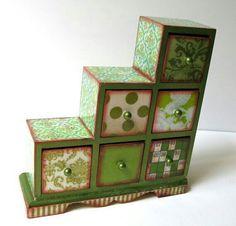 Armario caixa