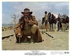 Once Upon a Time in the West lobby card