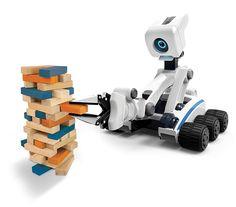 Skyrocket Mebo Robot Review - http://www.kidsdimension.com/skyrocket-mebo-robot/ STEM Toy for kids age 8+