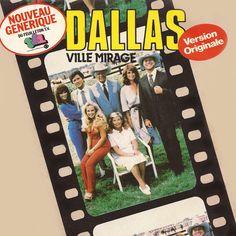 Dallas Ville Mirage - Nouveau Générique Version originale - https://itunes.apple.com/fr/album/dallas-ville-mirage-deuxieme/id901910604 #Dallas #VilleMirage #NouveauGenerique #VersionOriginale #SIPAnimation