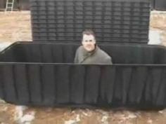 500,000 Fema Coffins in Madison GA.  www.thenattyconservative.com  One sight of many!!.....big enough for 4 bodies each, WHY are these necessary?