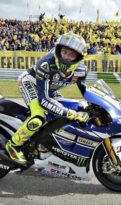 Rossi is BACK!  MotoGP 2013 @Vanessa Seward