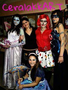 Ceralakka Art Events con Weronique Art body e facepainting