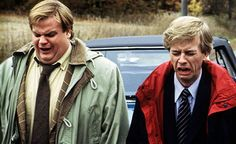 Chris Farley and David Spade TOMMY BOY!!