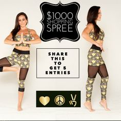 Win a $1000 Shopping Spree from Military Hippie! http://swee.ps/DPsytdzW
