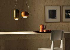 #hanglamp - Chouchin mini, Foscarini, Groen