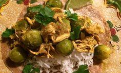 Snelle kip rendang van Jamie Oliver - Francesca Kookt