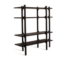 Tara Shelves & Cabinet System by Zanat | Office shelving systems