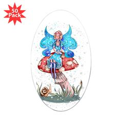 Sticker www.teeliesfairygarden.com These car decals are perfect for your passion, or make great novelty prank gifts. #fairysticker
