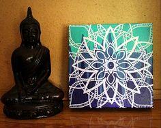 Check out this item in my Etsy shop https://www.etsy.com/listing/465085874/mandala-painting-mandala-wall-art-canvas