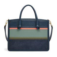 Versse cross-body tote Detachable Shoulder Strap Skylar Satchel big designer bags