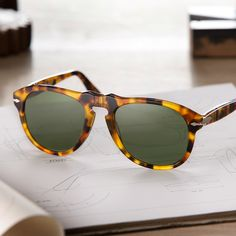 Madreterra Persol sunglasses represent the next chapter in men's eyewear