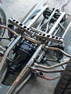 Cool chassis