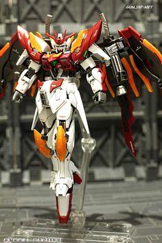 Aldrin_Santos's HGBF 1/144 Wing Gundam Zero Honoo: Big Size Images, Info http://www.gunjap.net/site/?p=290856