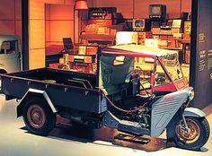 トヨタ博物館|マツダ 三輪トラック
