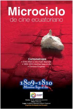 Microciclo de Cine Ecuatoriano