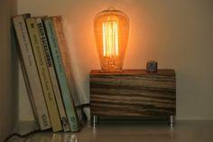 wood lighting by blocklamp