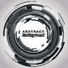 photographic lens: abstract objective of camera Vector
