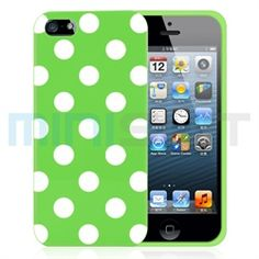 Glitz and glamour is yours this holiday the season! Slip this amazing MiniSuit POLKA Dot Case for Apple iPhone 5 and be instantly smart and stylish while giving ultimate protection to your new mobile phone. This lightweight case cover is made of dur