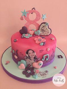 Violetta Cake - http://www.cakebysadiesmith.co.uk/celebration-cakes/violetta-cake/