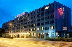 Crowne Plaza Hotel Zurich- Largest hotel in Zurich, CH Europe vacation Summer 2014 www. Plaza Hotel, Zurich, Switzerland, Multi Story Building, Vacation, City, Hotels, Summer, Vacations