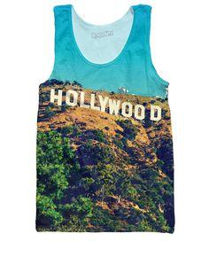 Hollywood Tank Top