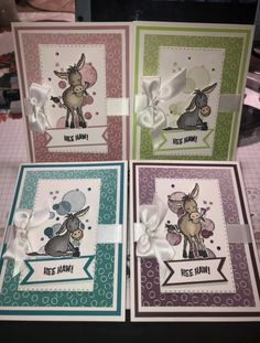 Hand Made Greeting Cards, Greeting Cards Handmade, Mini Albums, Horse Cards, Anna Griffin Cards, Stamping Up Cards, Animal Cards, Cards For Friends, Halloween Cards