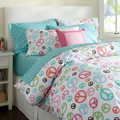 Ava loves the Berkeley Duvet Cover & Pillowcases on pbteen.com