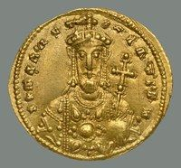 The Byzantine Emperors on Coins