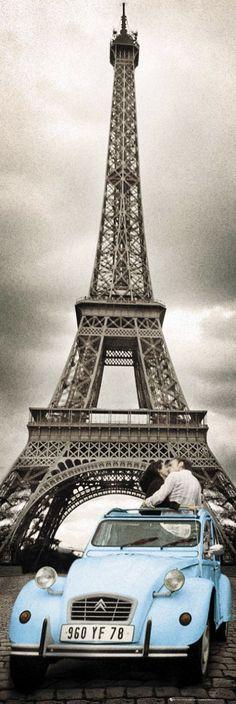 ♡ Love in Paris ♡ Romance In Paris
