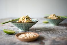 YUM From Fisher & Paykel Social Kitchen: Pad Thai (685 cal/serv; 4 serv)