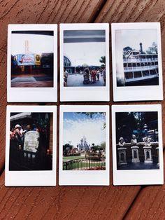 Disney Polaroid's