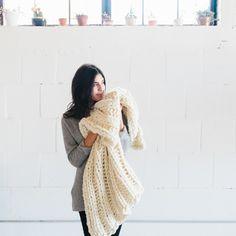 Wool Blanket Kit from Camellia Fiber Co.