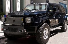 What's it like to drive a $700,000 armoured car? The (Made-in Canada) CONQUEST KNIGHT XV | SCG VIRALS It's called the Conquest Knight XV and it's as badass as it gets for an armoured luxury vehicle. There are only 17 of its kind in the world, sold to the likes of those who can afford it – like Middle Eastern royalty – and a basketball star. It's twice as heavy as a Hummer, can stop a bullet from an AK-47 – and it's made by hand in Toronto, Canada...