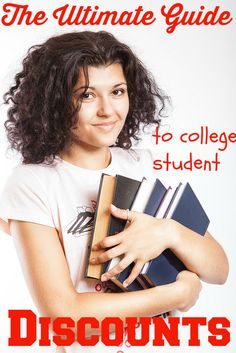 College Corner: So.you're in college? Or maybe your child is? It's expensive! But there are so many discounts out there for college students to make college living a little bit cheaper. Here's the ultimate list to all the best ones! College Student Discounts, College List, College Planning, College Years, College Hacks, School Hacks, College Girls, College Checklist, College Savings