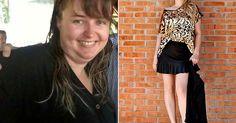 Catarinense emagrece 30 kg em 10 meses após aceitar ajuda profissional