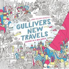 Take A Walk On The Wild Side With This Coloring Book That Is Unlike Anything Yoursquo