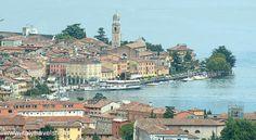 Salo, Italia Vacation Destinations, Vacation Trips, Riva Del Garda, Lake Garda, Amalfi, Old Town, Places Ive Been, Paris Skyline, To Go