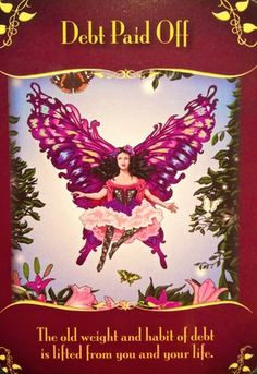 Magical Messages from the Fairies   Archangel Oracle ~ Divine Guidance