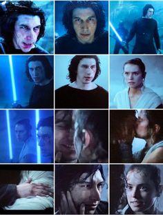 Rey Star Wars, Star Wars Art, Star Trek, Reylo, Kylo Ren And Rey, Star Wars Ships, Star War 3, The Force Is Strong, Love Stars