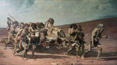 Fernand Cormon – Caïn (1880)