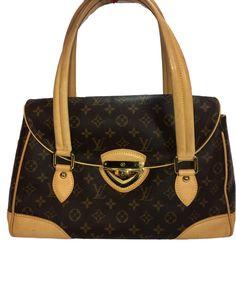 bd6f37d0eecc Louis Vuitton Monogram Beverly GM Bag. Gorgeous! Louis Vuitton Monogram