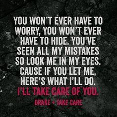 Drake ft. Rihanna • Take Care