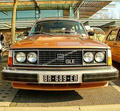 Volvo 240GLE