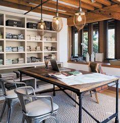Foto : Ruang terbuka agar kerja tidak mudah jenuh. | Vemale.com, Halaman 8