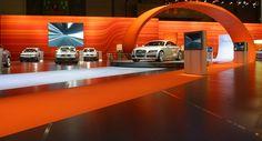 Audi   Geneva Motor Show   Totems Communication & Architecture