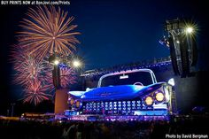 Cool stage